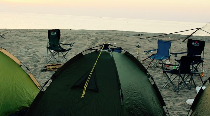The Ultimate Checklist for Beach & Mountain Camping