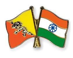 india and bhutan