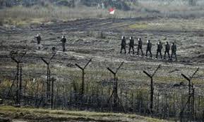 border attack
