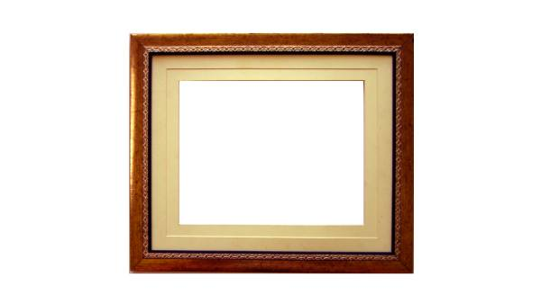 an empty frame