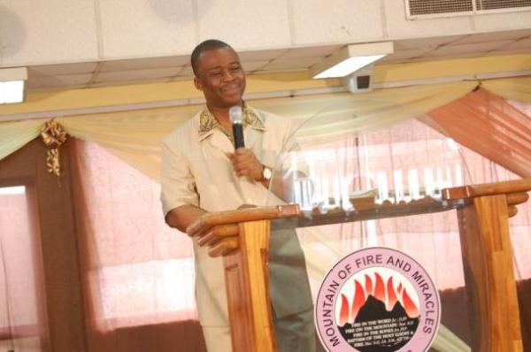 Dr. Daniel Kolawole Olukoya, exemplary father and spiritual father