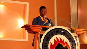 General Overseer of MFM Dr. Daniel Olukoya