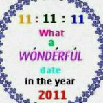 Renew Your Covenant With God This Day 11.11.11