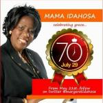 15 Years After, Archbishop Margaret Idahosa Testifies on how she has coped with widowhood and ministry