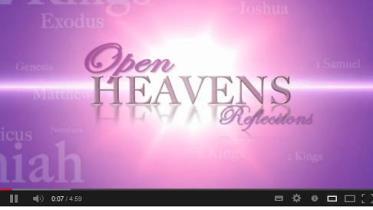 open heavens july 27