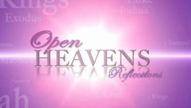 Open Heavens By Pastor E A Adeboye
