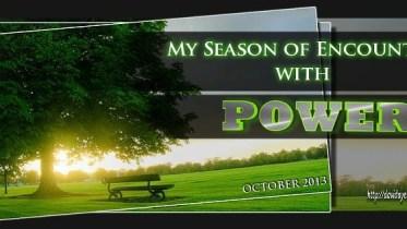 Seasons of Power Encounter