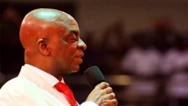 Bishop David Oyedepo - prophetic ministrations