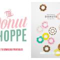 donut-printables