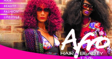 Afro Hair and Beauty Live is back for it's 35th year | We have 5 pairs of tickets to give away!