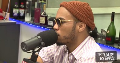 Anderson .Paak Interview With The Breakfast Club