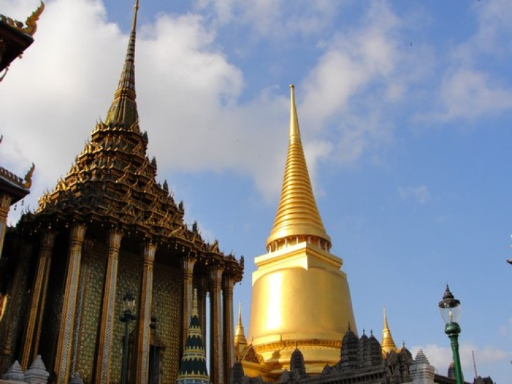 Bangkok: Grand Palace & Emerald Buddha