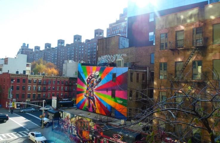 High Line, Nova York