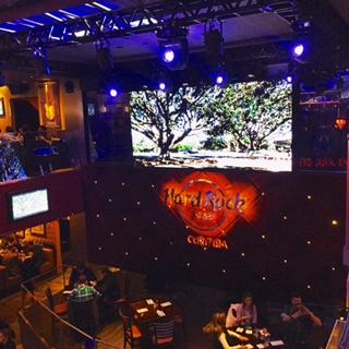 Hard Rock Cafe Curitiba