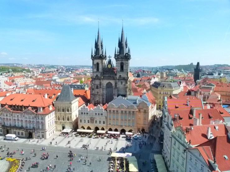 Praga - Preciso Viajar