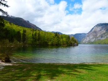 Lago Bohinj - Preciso Viajar