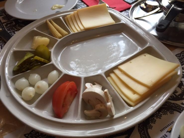 onde comer fondue em zurique