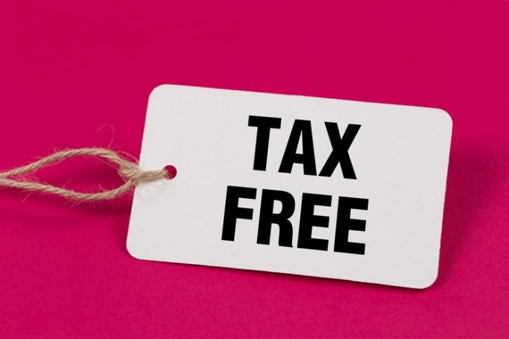 tax free na australia