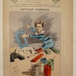 Artur Rembo na naslovnoj strani časopisa - Muškarci danas - (1888 god.)