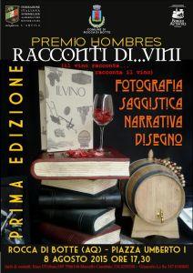 racc di vino manifesto
