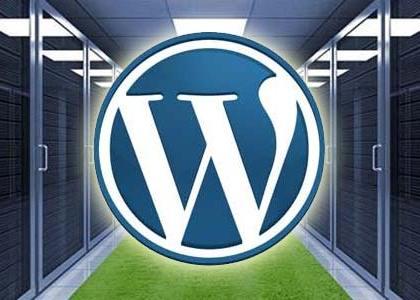 Install wordpress to web host