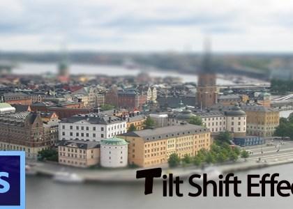 Tilt Shift Effect