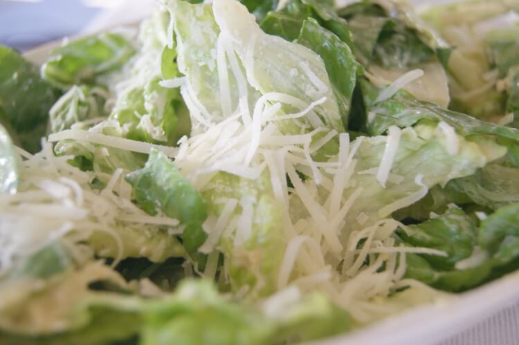 Real Food Zesty Caesar Salad Dressing