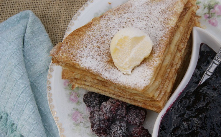 Grain-Free French Crêpes Recipe