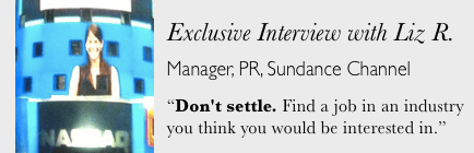 Career in PR: Advice from a PR Manager