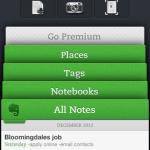 Evernote App Organizer