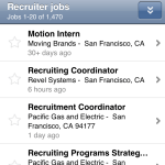 Indeed App Job Search