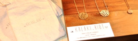 Giveaway with Tracy Palac Dungo, Founder of Kalaki Riot