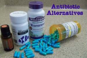 Antibiotic Alterntatives - Prepper Supplies Checklist