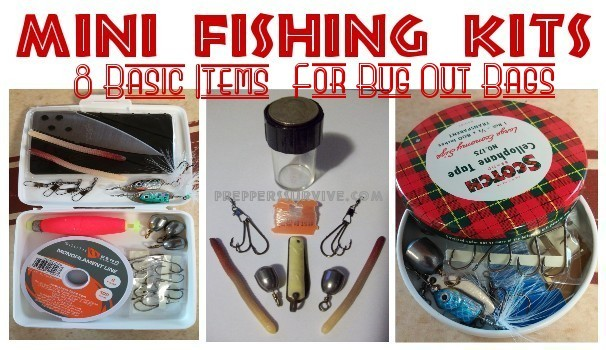 5 DIY Survival Fishing Kits