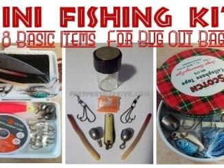 Mini Fishing Kit 1