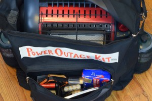 What should be in emergency kit? Storm Kit