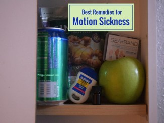 Best Remedies for Motion Sickness - Preppers Survive