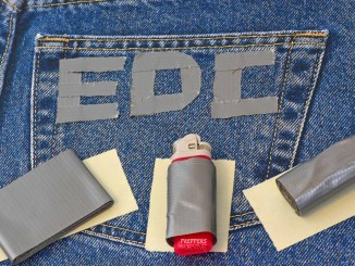 Duct Tape EDC - Preppers Survive