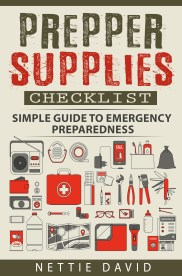 Prepper Supplies Checklist - New Edition