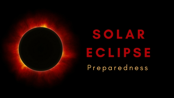 Ways to Prepare for a Total Solar Eclipse on August 21, 2017