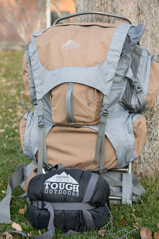 How to Pack a Sleeping Bag in a Bug Out Bag