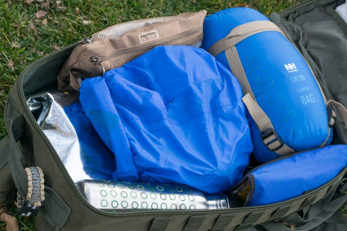 How to Pack a Sleeping Bag in a Backpack