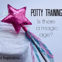 Potty Training: Is There a Magic Age?