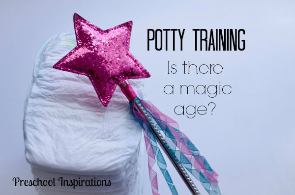 Should Your Child Be Potty Trained by Three?