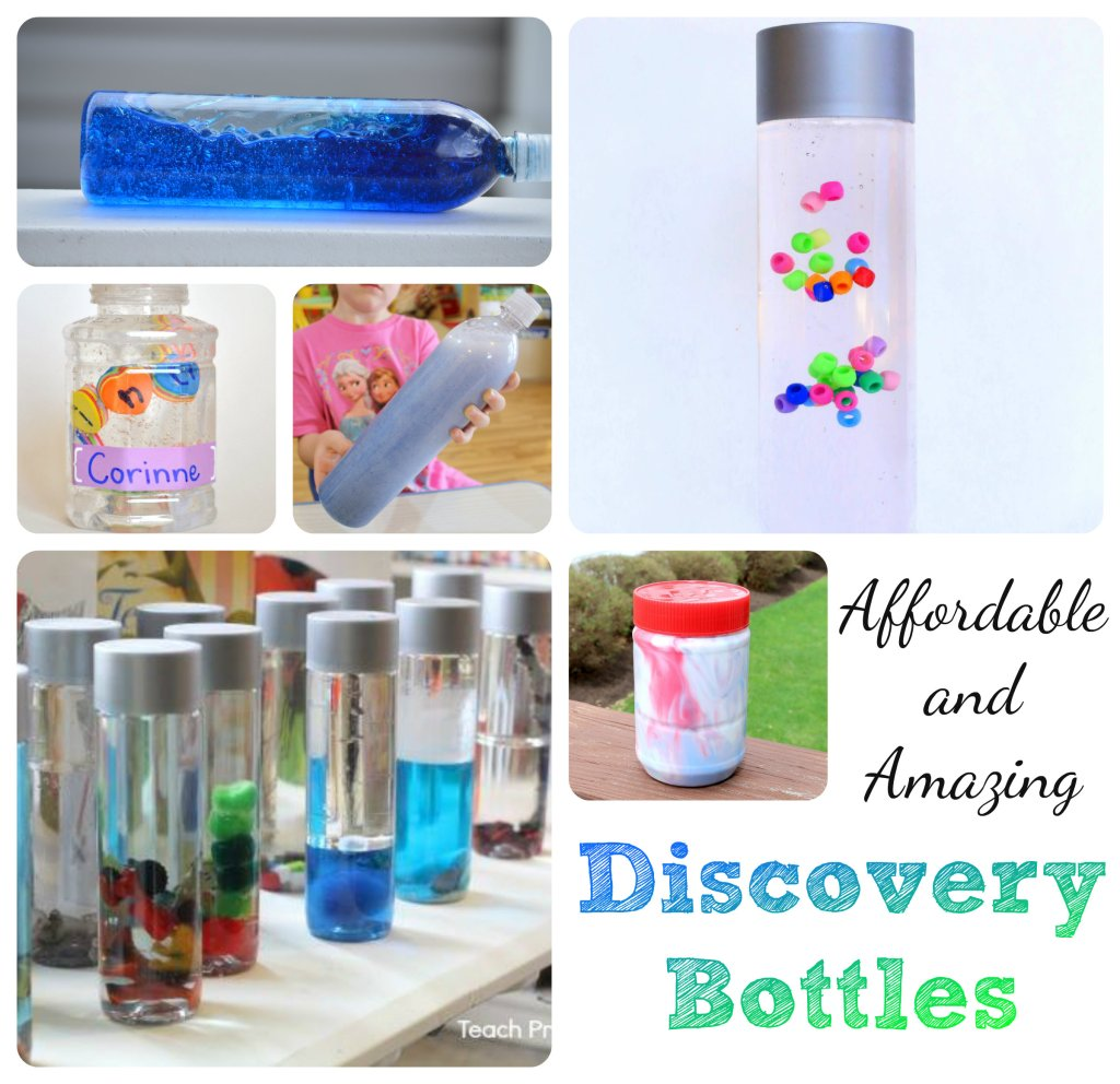 Affordable and Amazing Discovery Bottles
