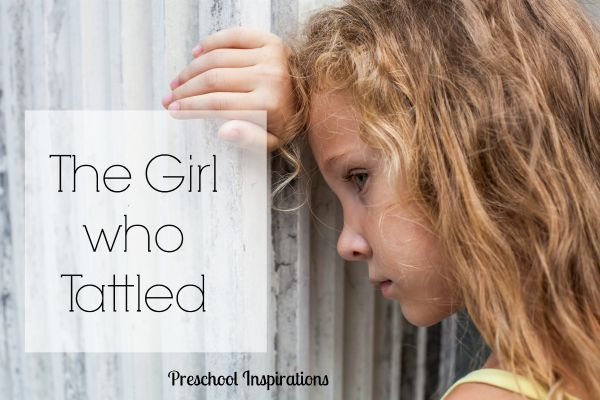 The Girl who Tattled
