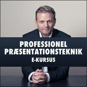 Online e-kursus præsentationsteknik præsentation