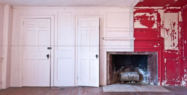 Room 101 (The Pink Parlor), Wall D, Photo by John Butler