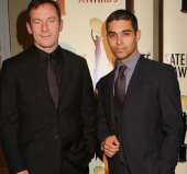 Jason Isaacs  Wilmer Valderrama
