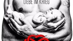 CD-Cover Motiv Letzte Instanz - Liebe im Krieg